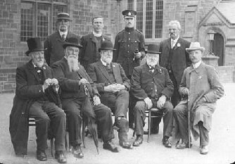 St Bees leading people 1911