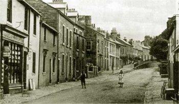 St Bees Main Street 1900