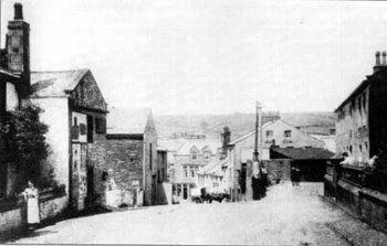 St Bees Main Street & Co-op