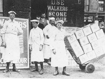 St Bees - Walker's Flour
