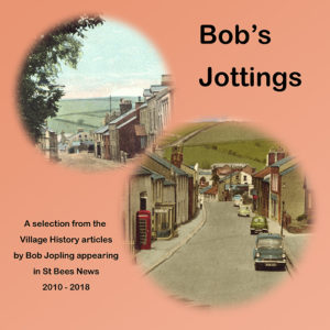 Bob's Jottings cover