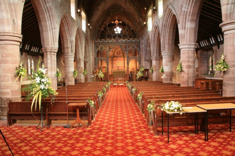 Priory Nave