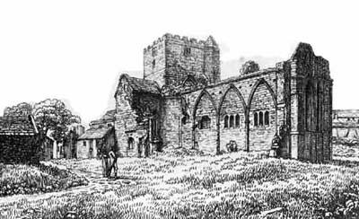 Priory 1815