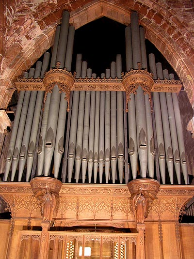 Willis organ