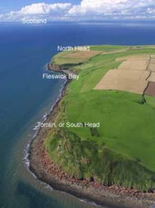St Bees and Tomlin heads