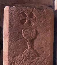 Chalice stone
