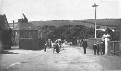 Rail crossing 1905