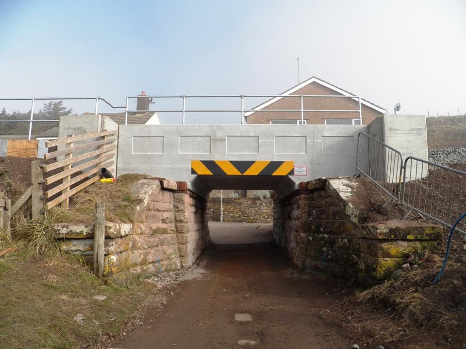 Seamill lane access