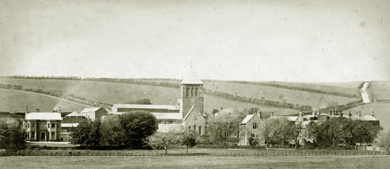 Priory vista