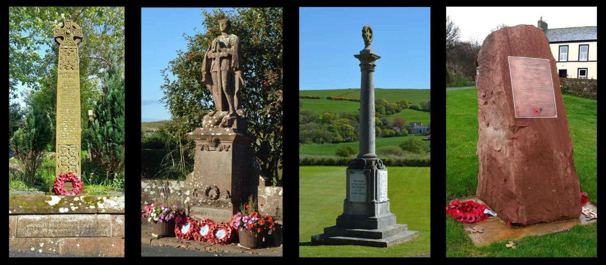 The War Memorials in St Bees